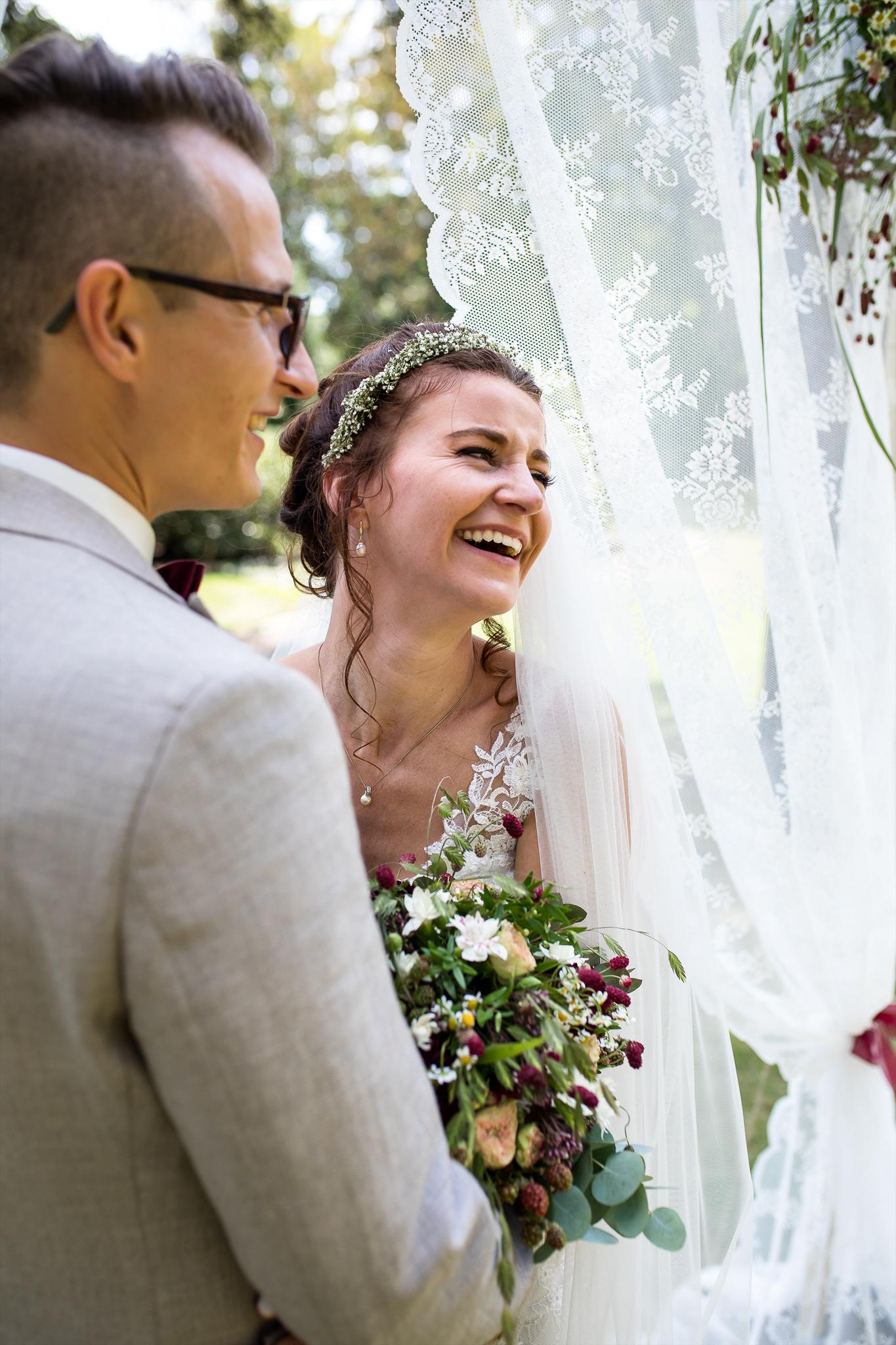 Paarshooting Brautpaar